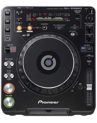 CD Pioneer CDJ 1000 MK3