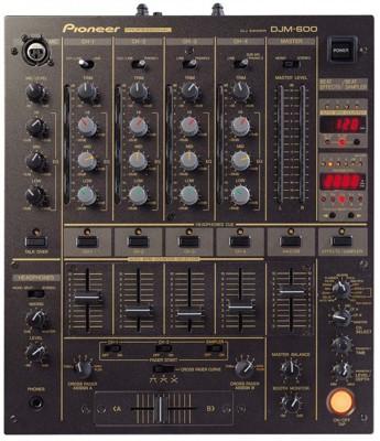 Mix Pioneer DJM 600