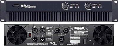 Zeck PT9 2x 950W/4Ohm