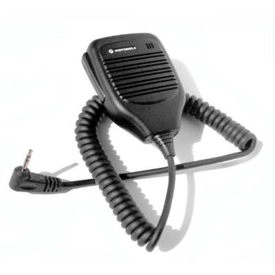 Přídavný mikrofon - policajt