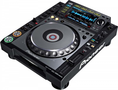 CD Pioneer CDJ 2000 Nexus