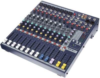 Soundcraft EFX 8+2/2